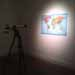World View, telescope, world map, 2011