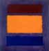 Artist: Mark Rothko (American, b.1903, d.1970) TITLE: BROWN, ORANGE, BLUE ON MAROON Date: 1963 Medium: oil on canvas Dimensions: 81 x 76 in. (205.7 x 193 cm) Credit Line: Cincinnati Art Museum, The Edwin and Virginia Irwin Memorial Accession #: 1982.135 © 1998 Kate Rothko Prizel & Christopher Rothko / Artists Rights Society (ARS), New York