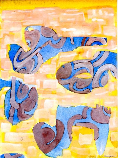 Herrmann Watercolor 2013 1 7.5 x 5.625
