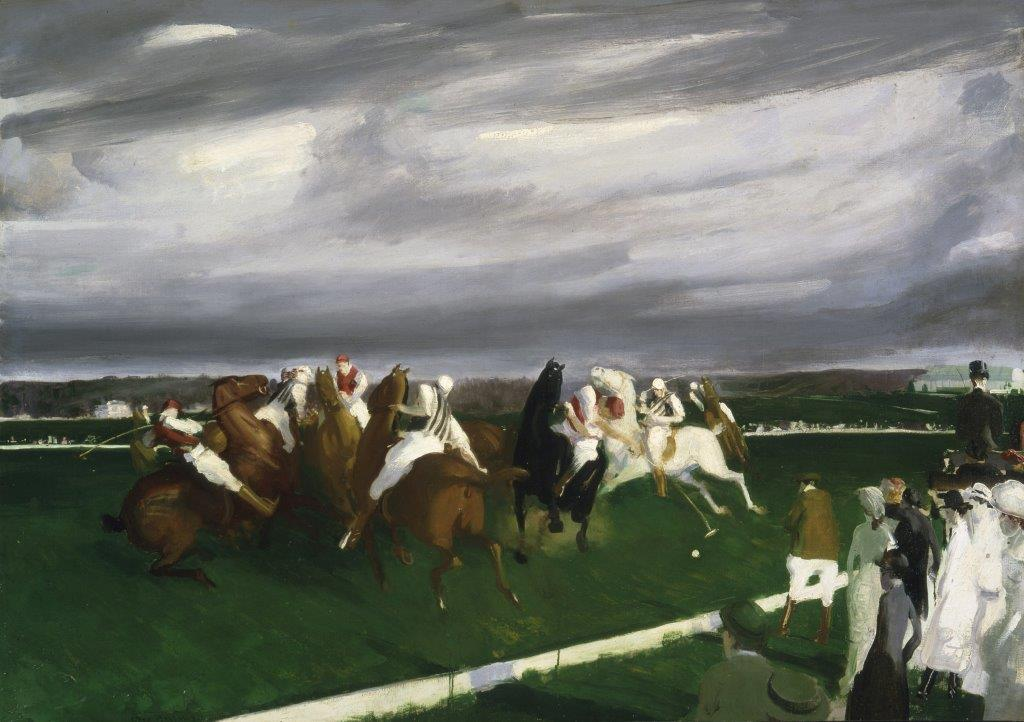 "Bellows, ""Polo at Lakewood"""