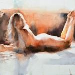 """Aquachrome: Contemporary Watercolor,"" Manifest Gallery"
