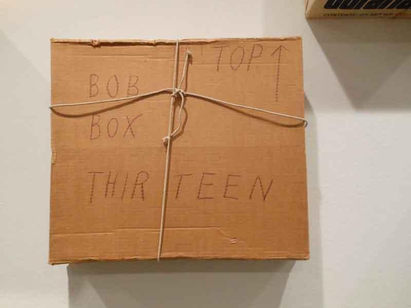 Bob Box Thirteen