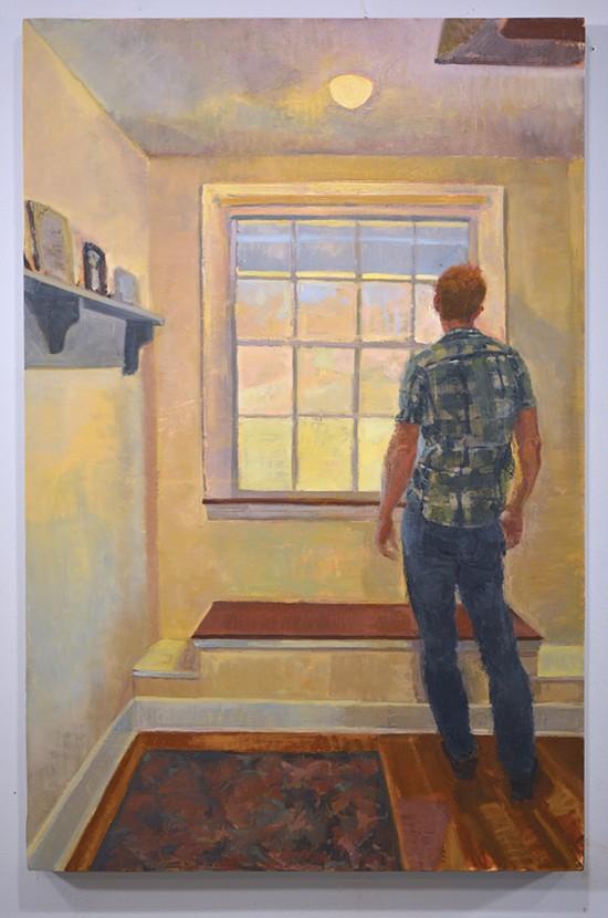 rob anderson 4 - hallway view