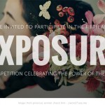 Photographers, you're invited to join EXPOSURE by THIS Friday