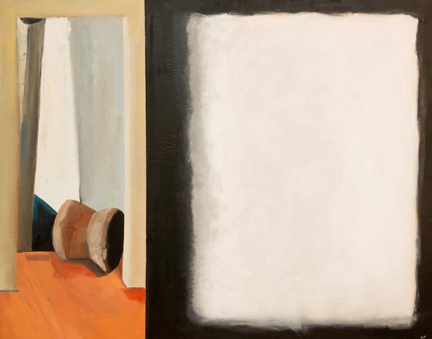 Nellie Taft - 4 - Untitled 2 oil 64x54