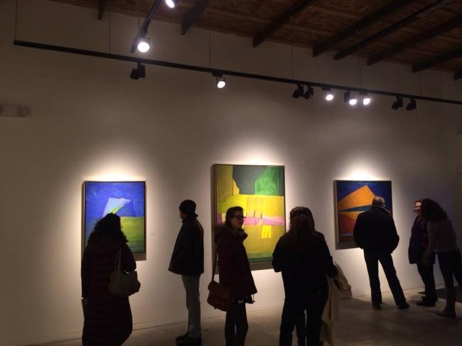 Lee Hall at Tayloe Piggott Gallery