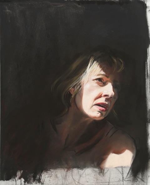 MS_Self Portrait with Illumination #2