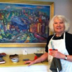 Beverly Erschell - Internationally Known Painter Located in Northern Kentucky
