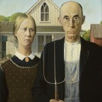 "Look Who's Talking:  ""Conversations around American Gothic"" at Cincinnati Art Museum"