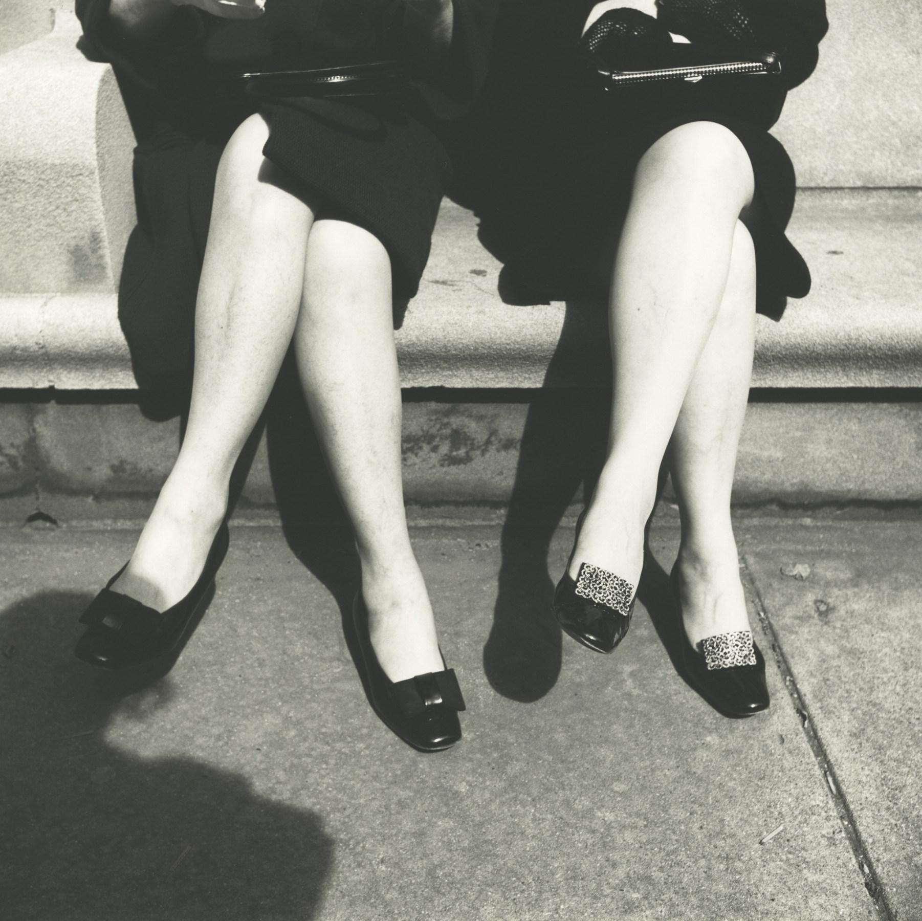 Vivian Maier-Self-portrait-Chicago 1970