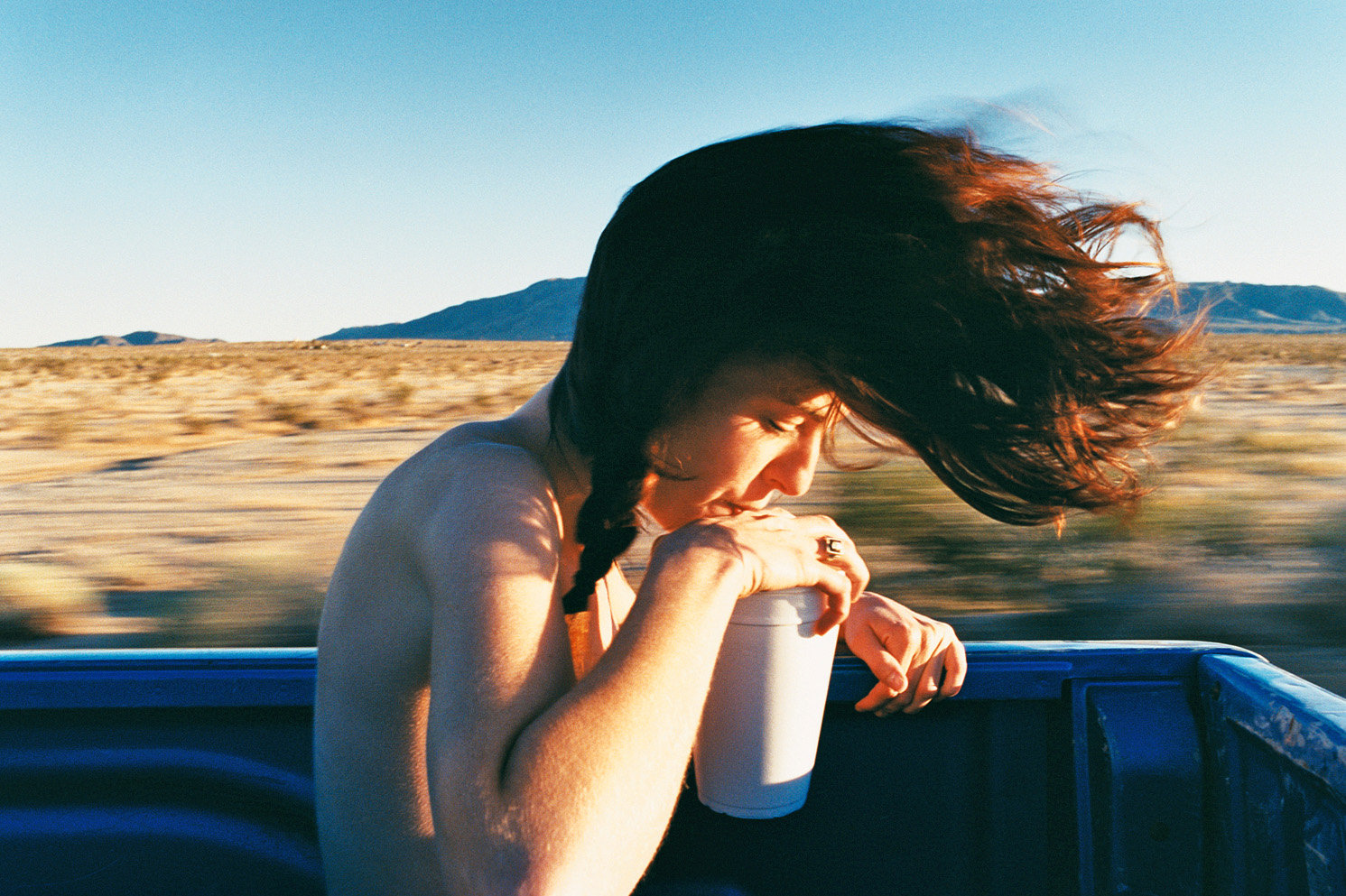 Ryan McGinley-from Whistle for the Wind