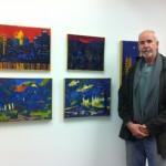 Greg Storer: A Noted Local Artist and Teacher