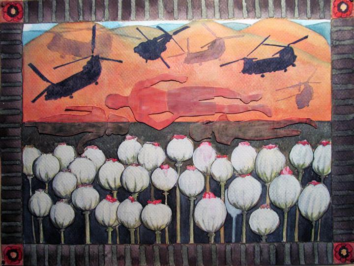 Afghanistan (31 Soldiers Killed)