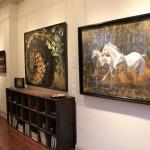 """""""Meditation"""" at Wash Park Art Shows Evan Hildebrandt and Alison Shepard"""