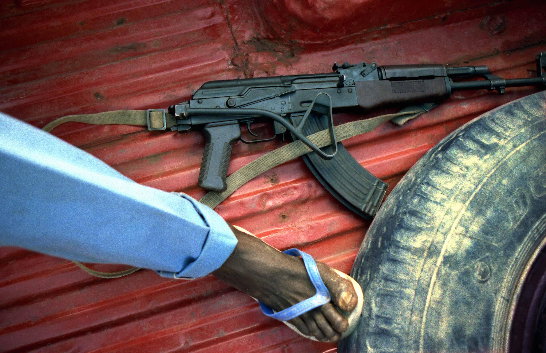 Bodyguard,Baidoa-Somalia