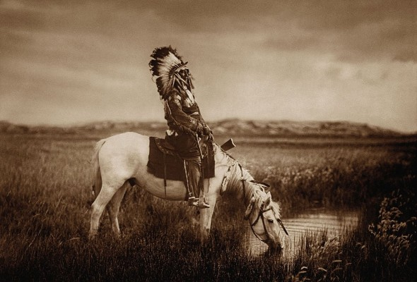 Vanishing Point: The Ethics and Aesthetics of Edward S. Curtis