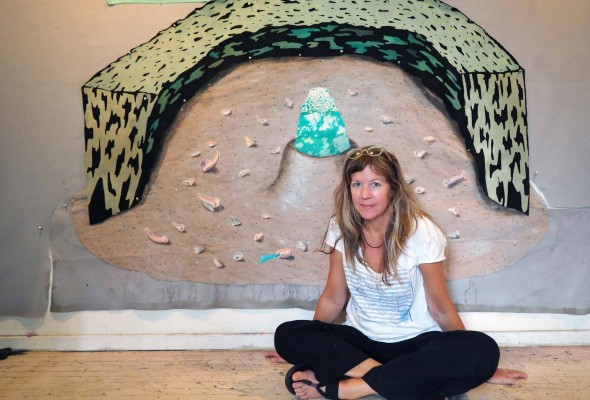 The Romance of Spaces: An Interview with Denise Burge