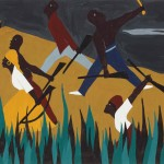 The History of the World:  Jacob Lawrence at the Taft Museum of Art