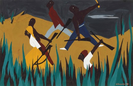 jacob lawrence essay Free essay: one the most distinguished artists of the twentieth century, jacob  lawrence was born in atlantic city and spnt part of his child hood in.