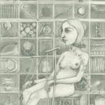 Lisaann Cohn, Nostalgia and Desire, Dendroica Gallery, October 8 - November 8, 2015