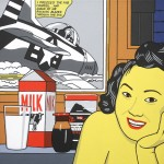 "Roger Shimomura, ""Great American Muse,"" Greg Kucera Gallery, Nov. 5-Dec. 24"