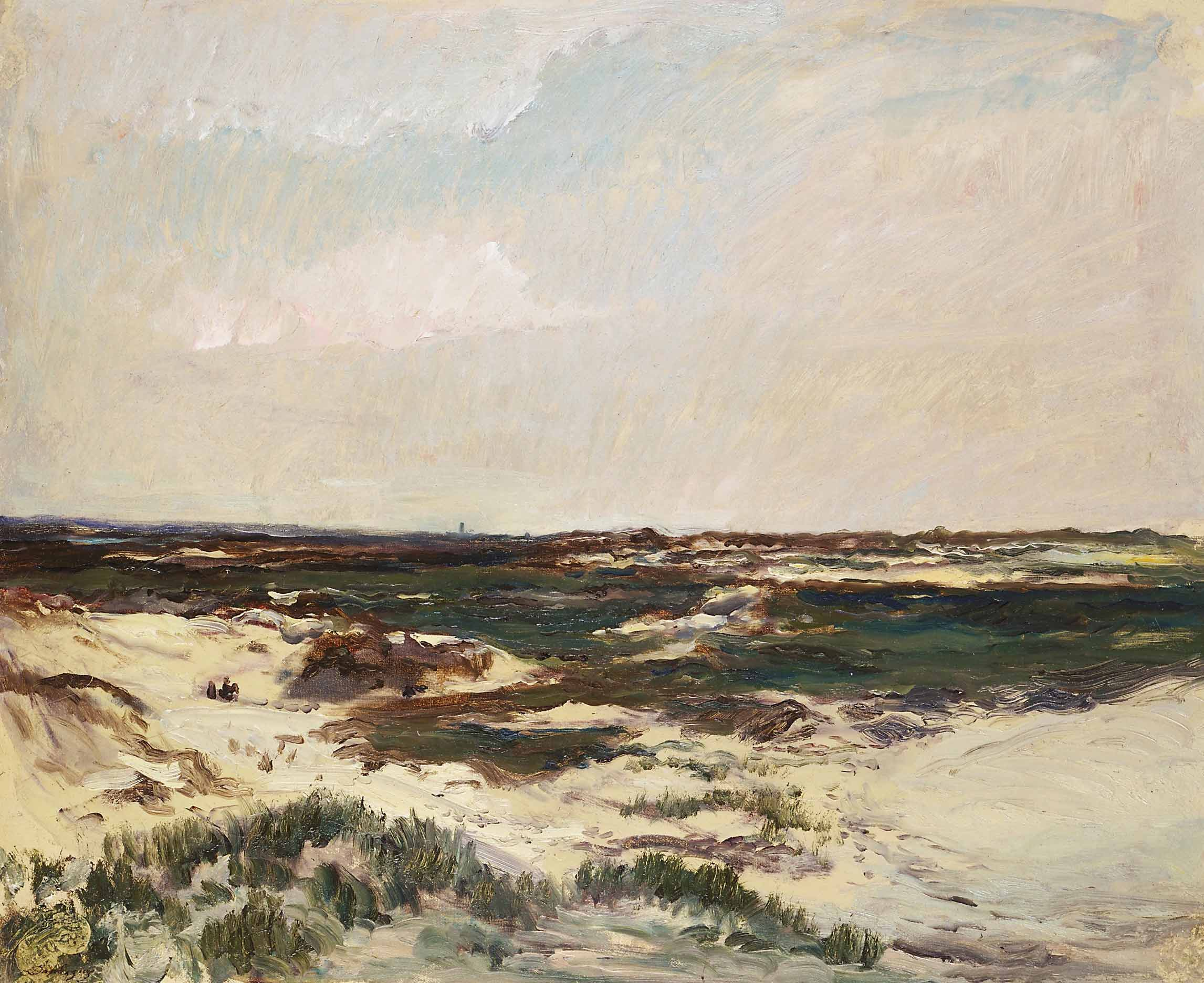 5-Daubigny-Dunes-at-Camiers-1871-Minneapolis