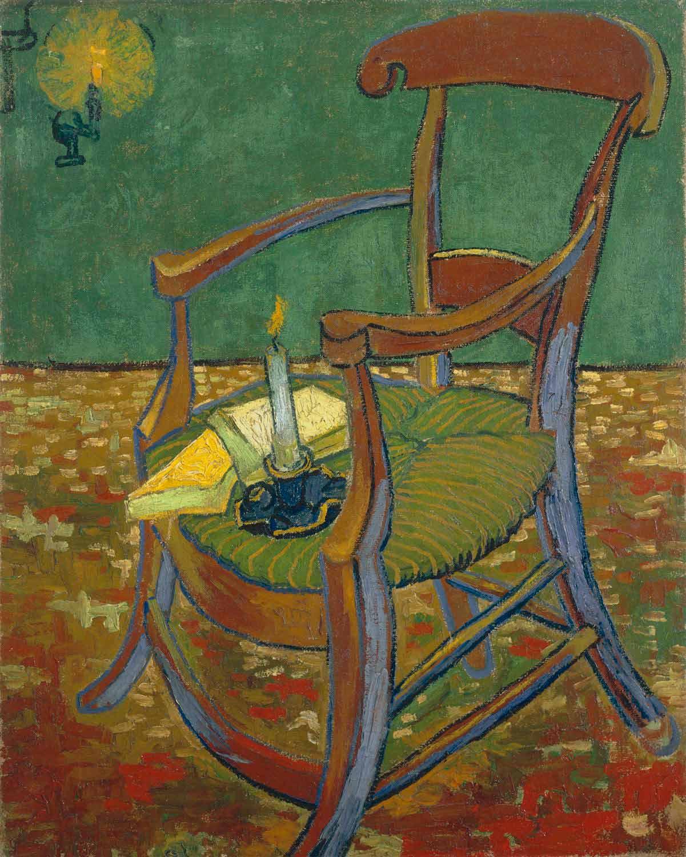 6-Van-Gogh_Gauguins-Chair-1888