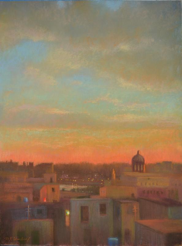 Havana Sunset Ahora Cuba
