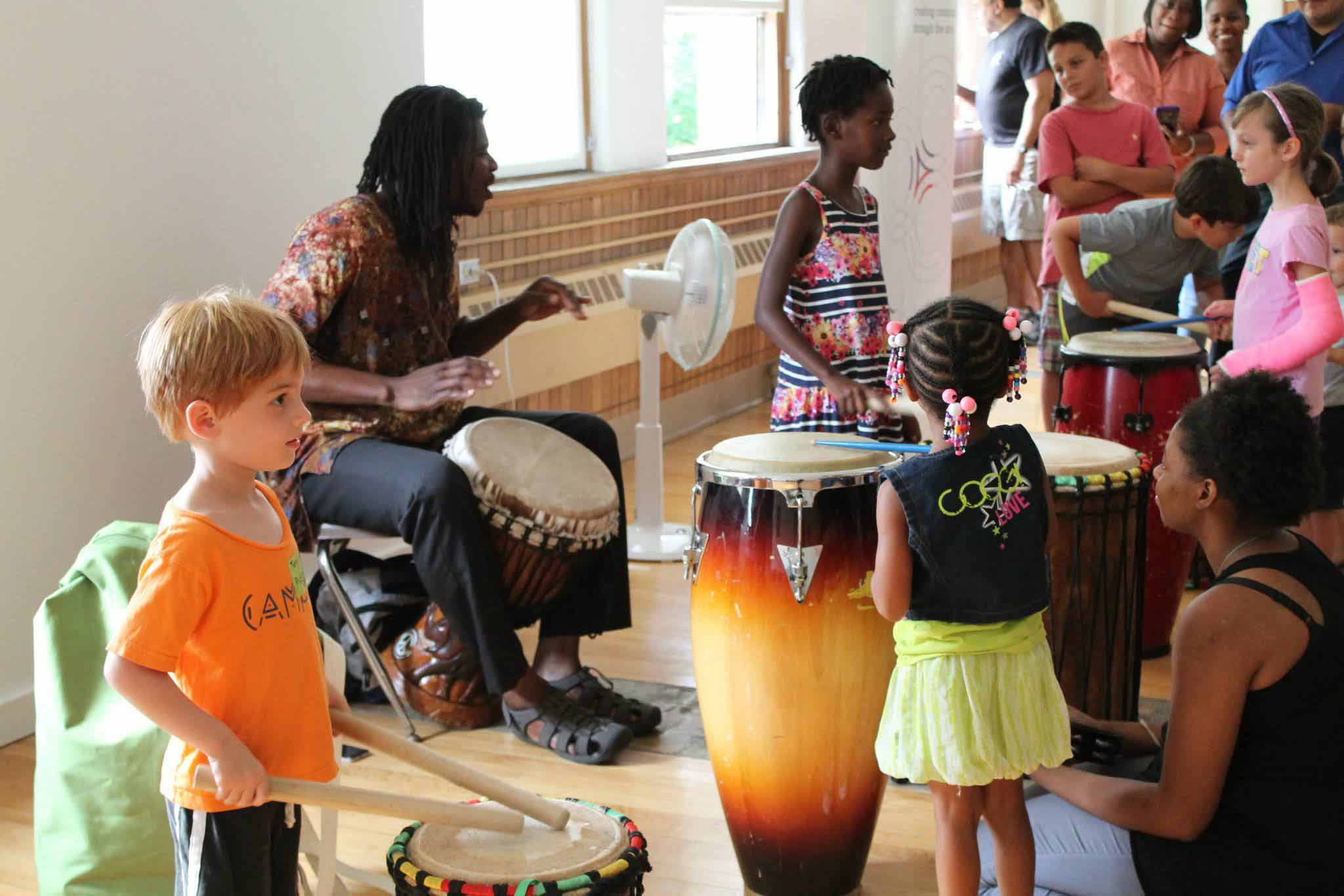 african-drumming-with-baoku-at-WOTG