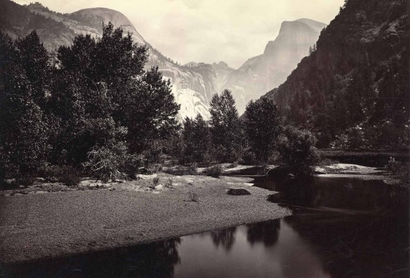 When Photography Was New:  Picturing the West: Masterworks of 19th-Century Landscape Photography  Islands of the Blest  Artist-Led Communities: Meatyard, Lyons, Siskind & Callahan