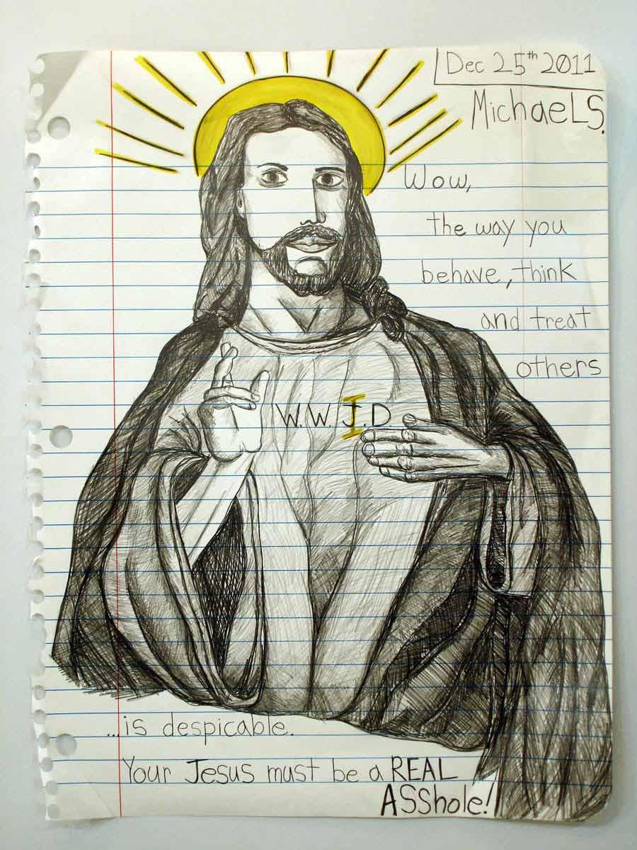 Asshole-Jesus