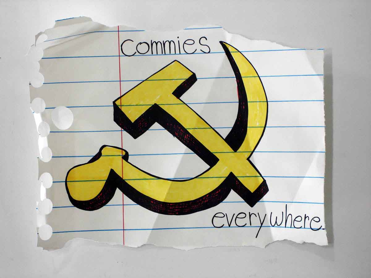 Commies-Everywhere