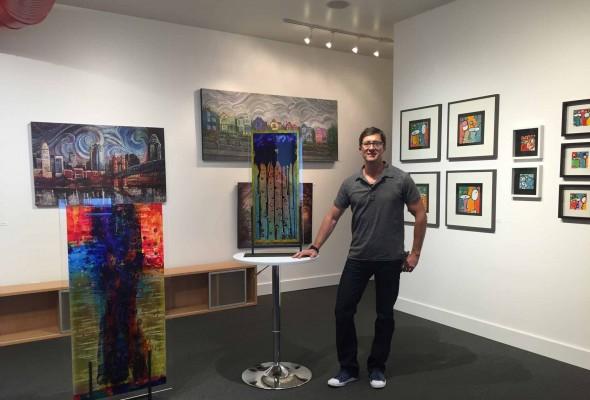 New Art Galleries Open in Cincinnati