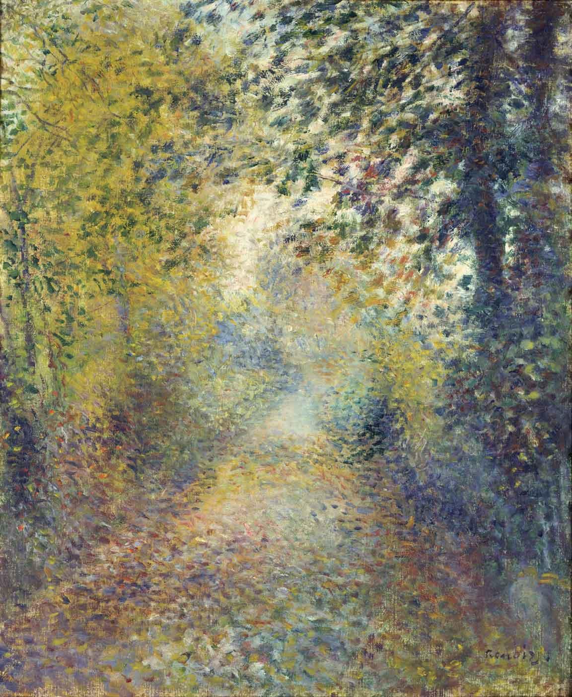 6-Renoir-InTheWoods-1880