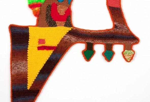 Caroline Wells Chandler: Crocheting Utopia