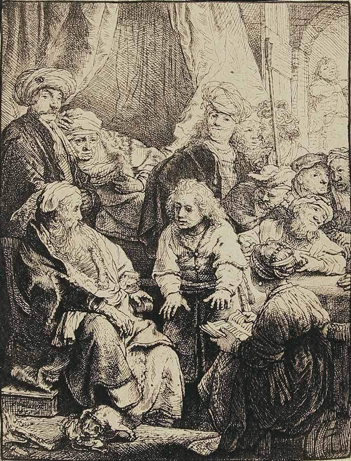 1-Rembrandt-JosephTellingHisDreams-1638