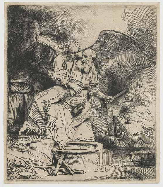 2-Rembrandt-Abrahams-Sacrifice-1655