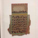 """Wordly: John M. Bennett/Fred Ellenberger/Avril Thurman,"" The Carnegie, closed"