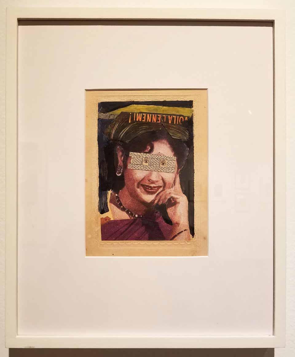 10-Scheurer,-Michael---Untitled-#4-(Art-Historical-Series),-2008,-collage,-6