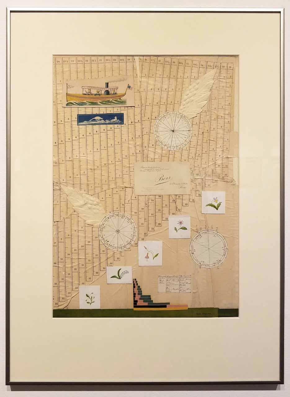 4-Scheurer,-Michael---Berr,-1979,-collage,-18-x-12-inches