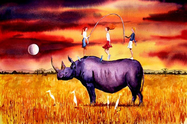 Hollingsworth- Preposterous Rhinoceros (2)