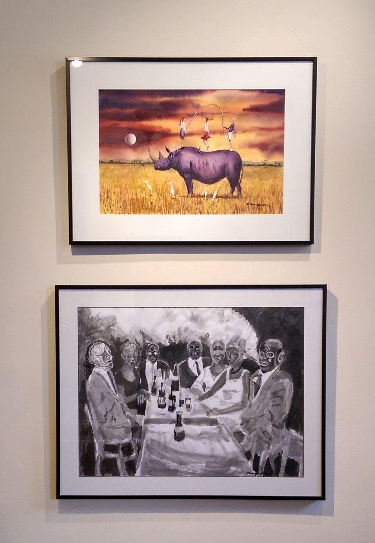 Hollingsworth-Preposterous Rhinoceros