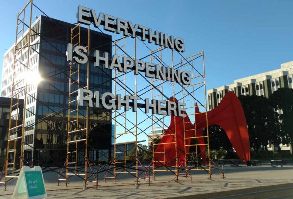 A Tale of Two Art Festivals: the Duality of ArtPrize Nine