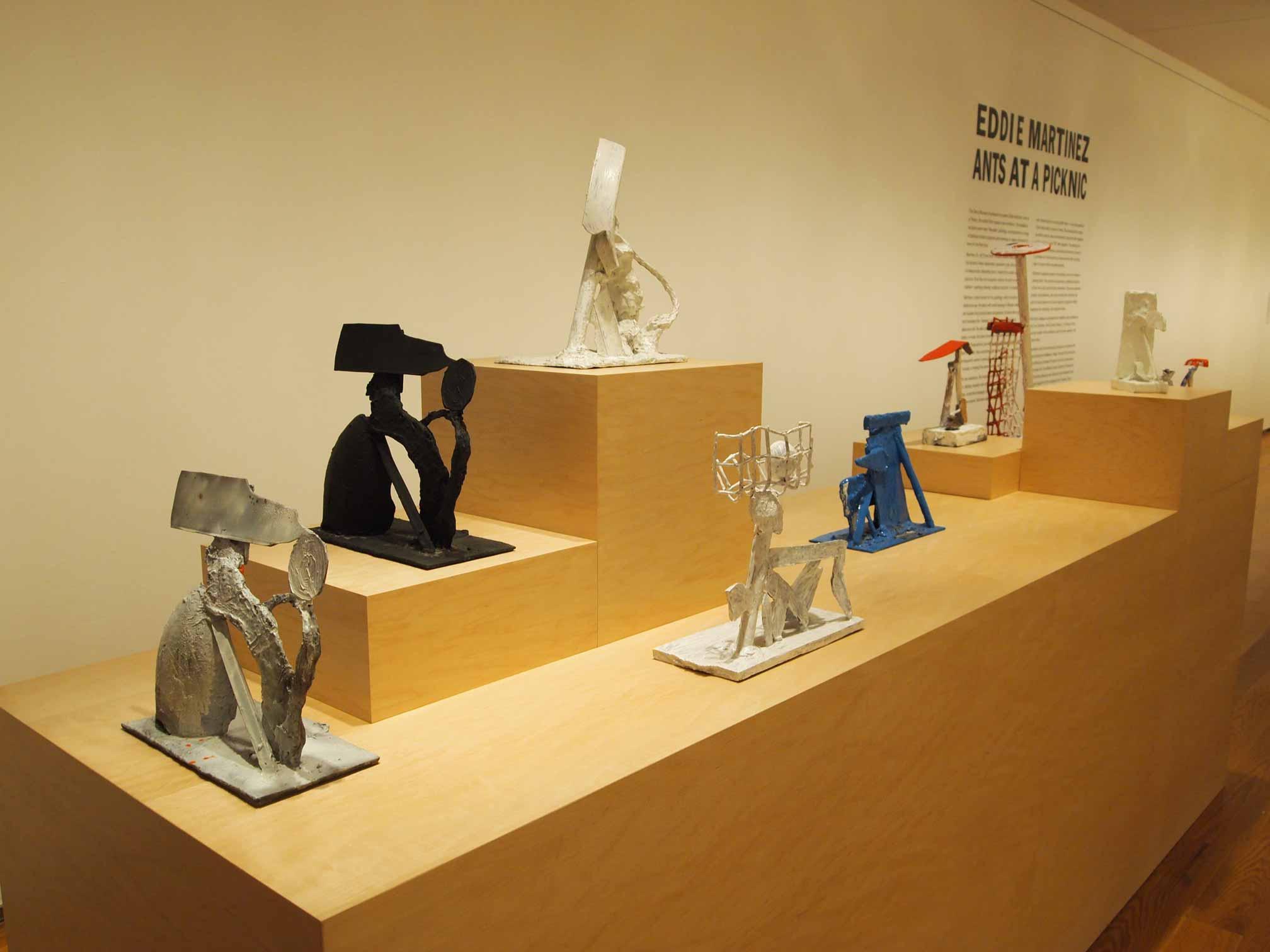 D-sculptures