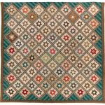 """Elegant Geometry: British and American Mosaic Patchwork Quilts,"" Taft Museum of Art, through January 21, 2018"