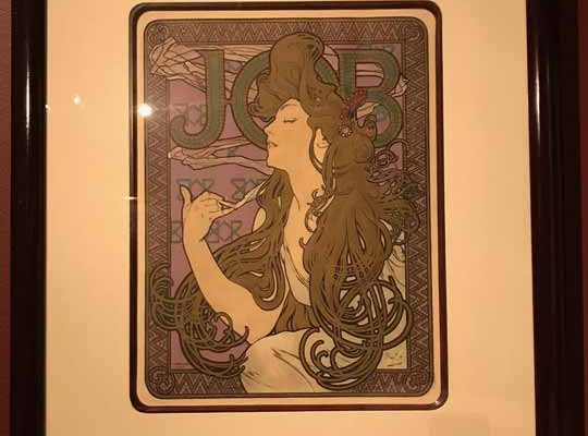 How a Czechoslovakian Artist Promoted the Modern Woman Alphonse Mucha: Master of Art Nouveau, Dayton Art Institute September 16 through December 31, 2017