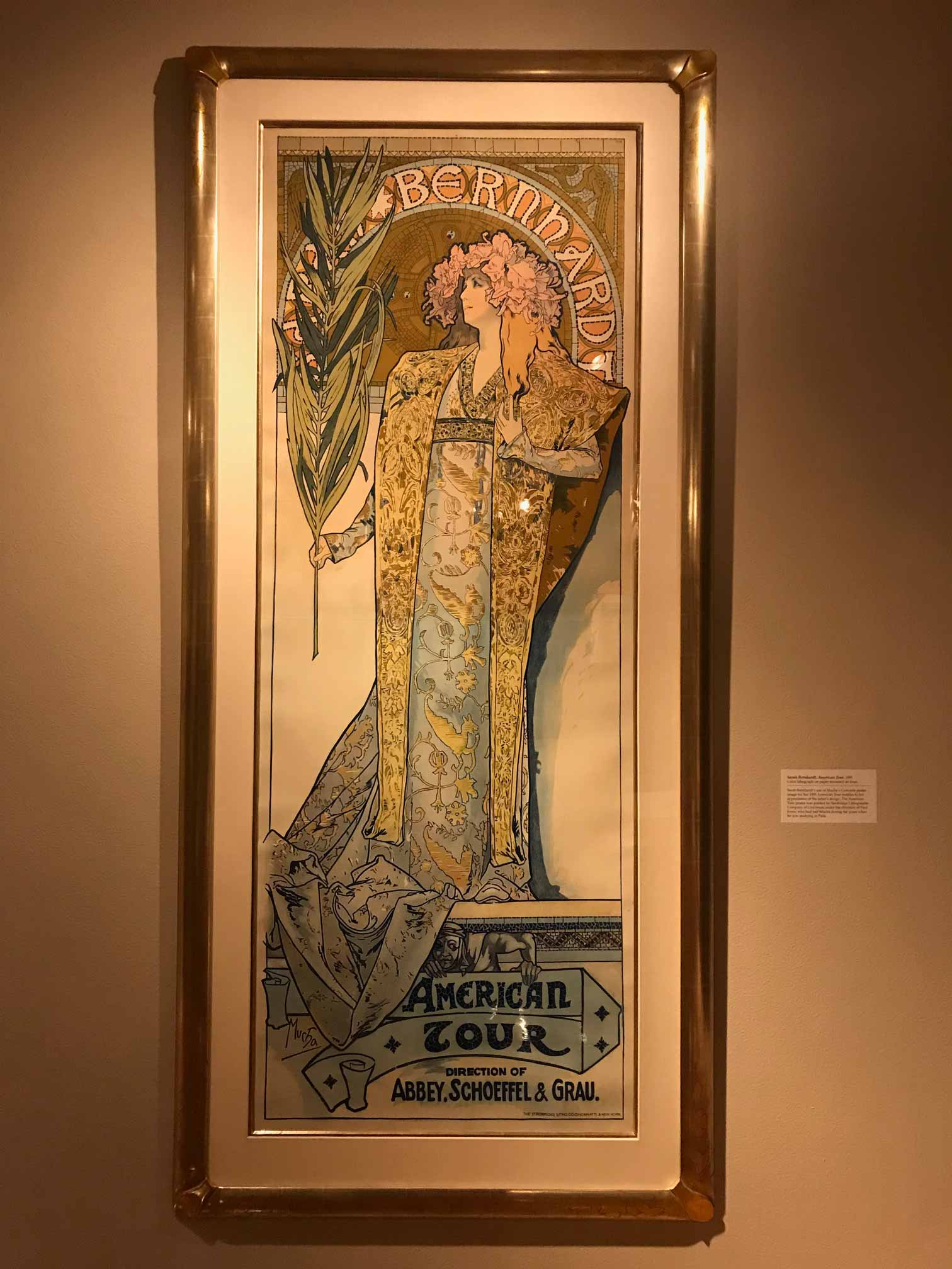 Sarah-Bernhardt-Tour-Poster