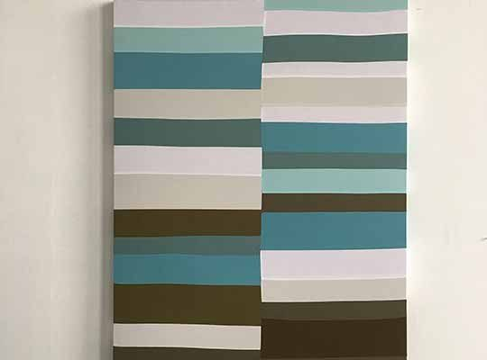"""""""A Sense of Home: New Quilts by Heather Jones,"""" Taft Museum of Art, throughFebruary18, 2018."""