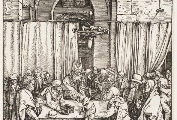 "Men Looking: ""Albrecht Durer: The Age of Reformation and Renaissance"" Cincinnati Art Museum, November 17-February 11, 2018"