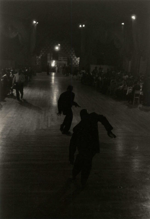 3 dancers, 1956, Roy Decarava